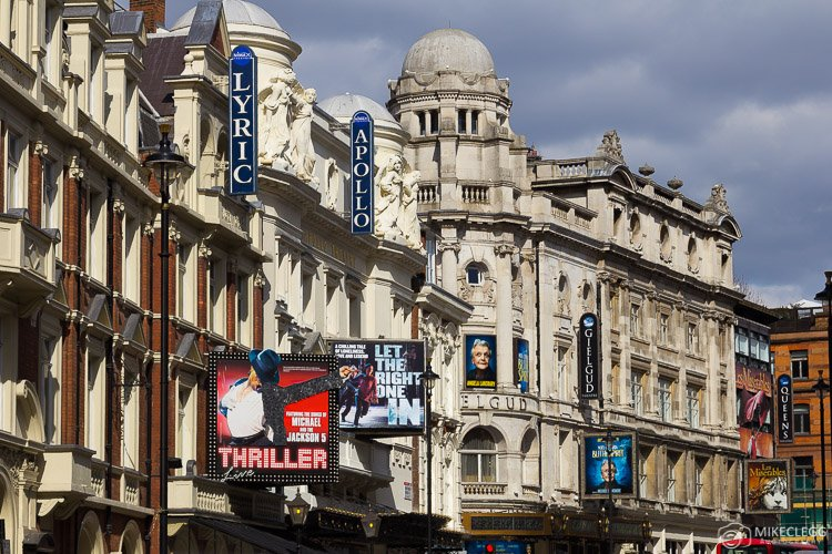 The Westend, London