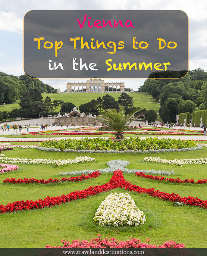 Vienna: Top Things To Do In The Summer