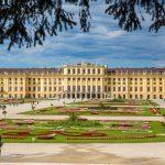 Vienna in the summer