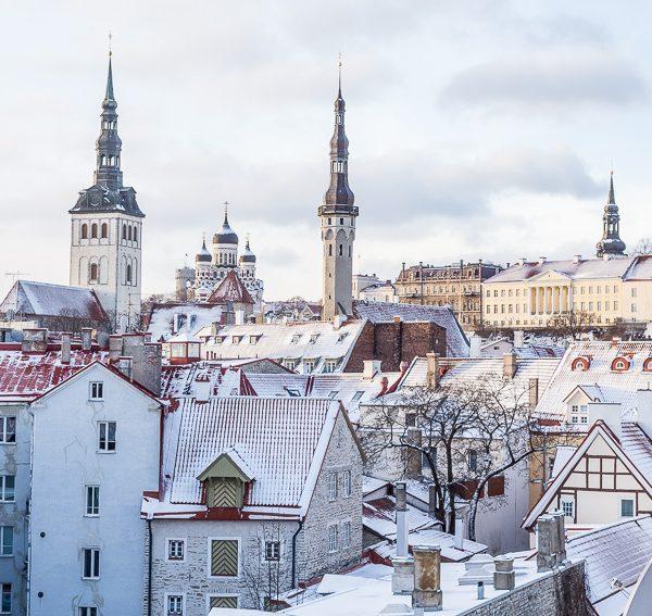 Viewpoints in Tallinn