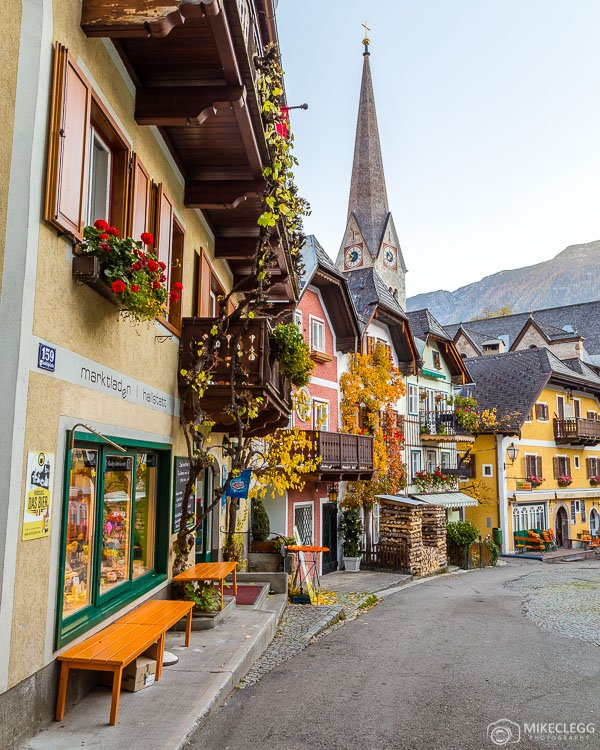 Buildings and architecture, Hallstatt