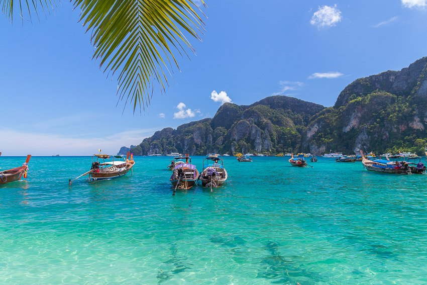 Vacations in Thailand