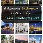 5 Reasons Instagram is Great for Travel Photographers