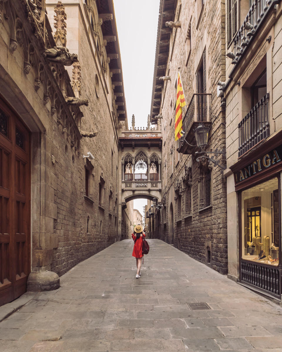 Barcelona by Neil Andrews