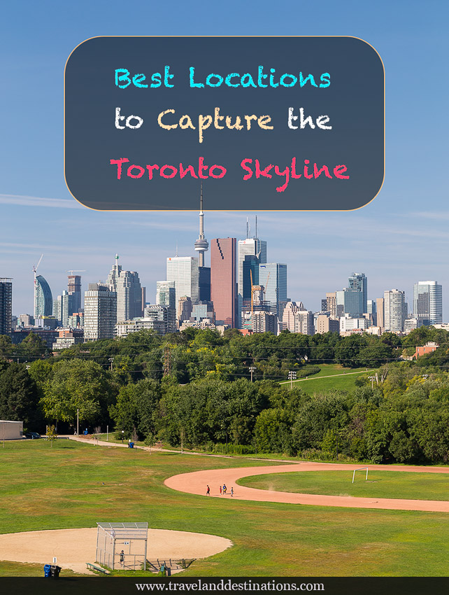 Best Locations to Capture the Toronto Skyline