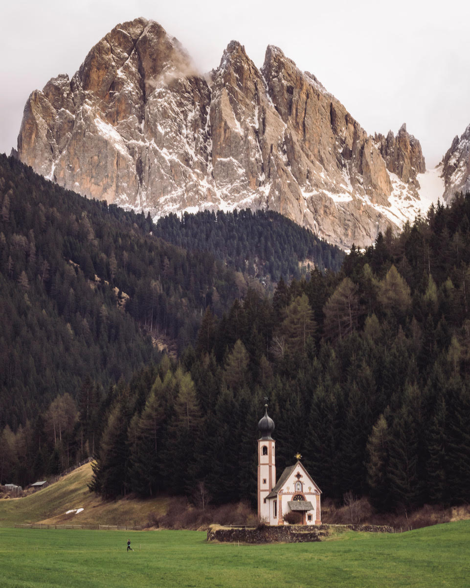Dolomites by Neil Andrews