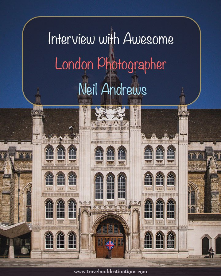 Interview with London Photographer Neil Andrews