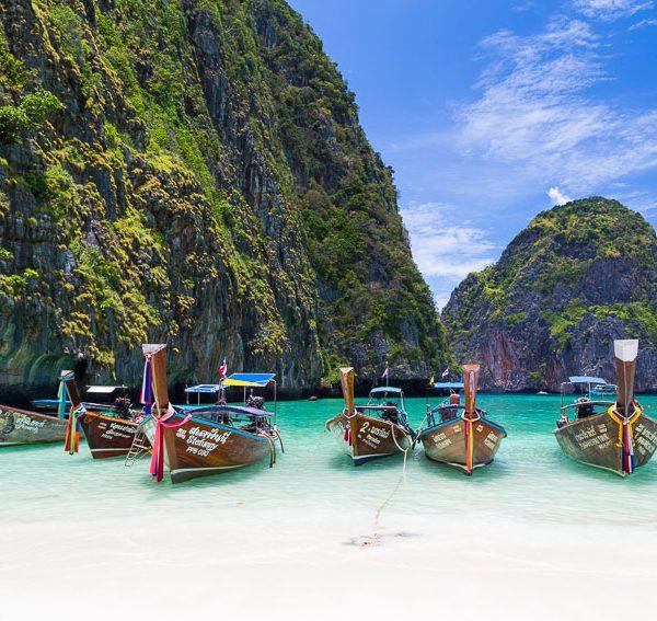 Maya Bay - Ko Phi Phi