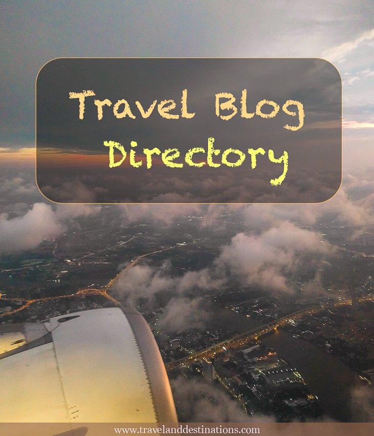 Travel Blog Directory