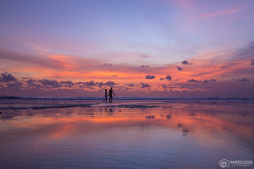 Travelling with Others - Sunsets in Bali