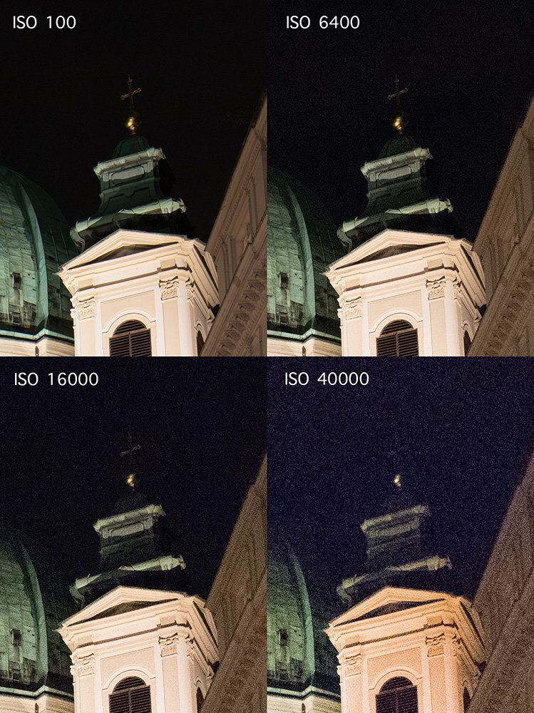 Canon 6D Mark II - ISO Range Example - lr