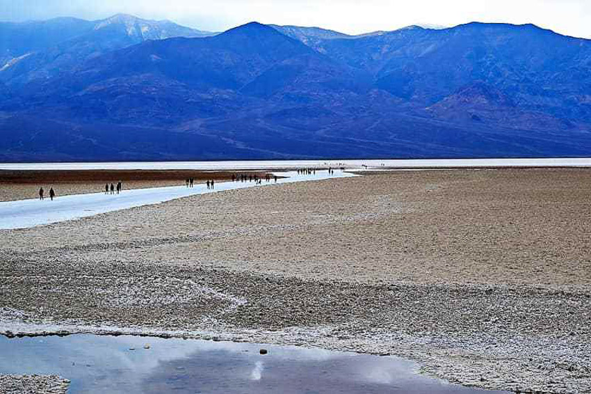 Death Valley National Park, USA by Sherianne