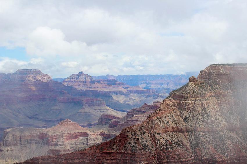 Grand Canyon, USA by Addie Gray