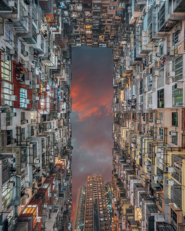 Hong Kong at night - ©Kohki