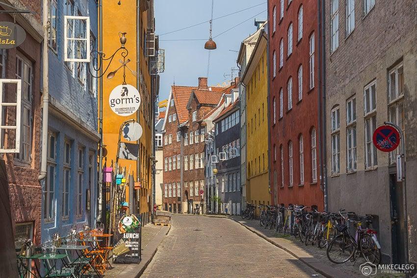 Magstraede street in Copenhagen