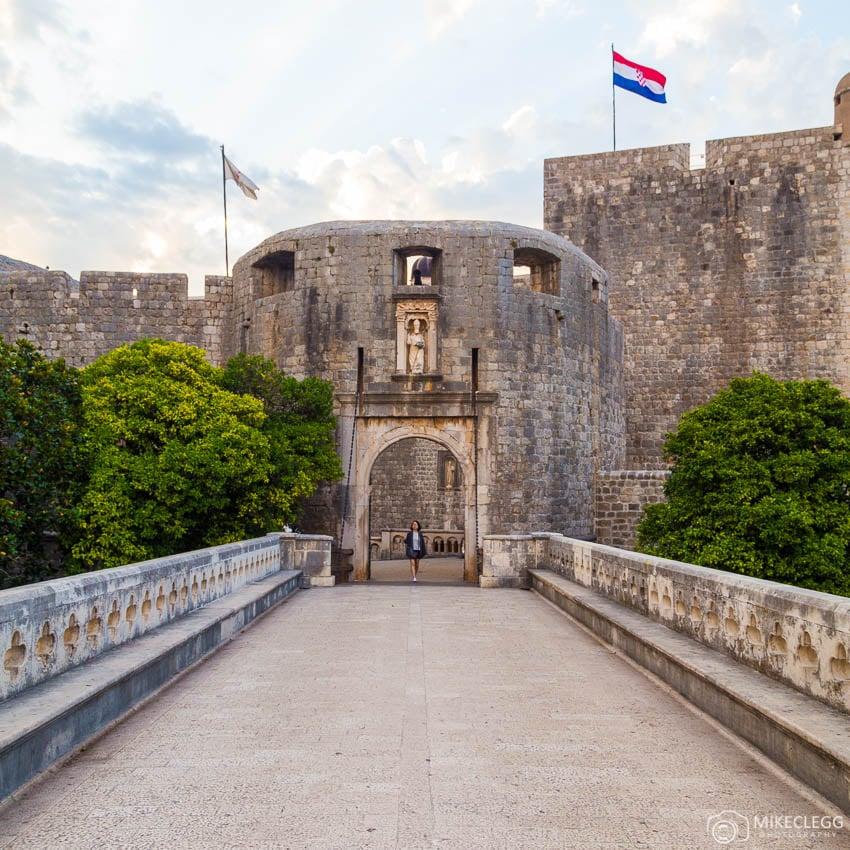Pile Gate, Dubrovnik