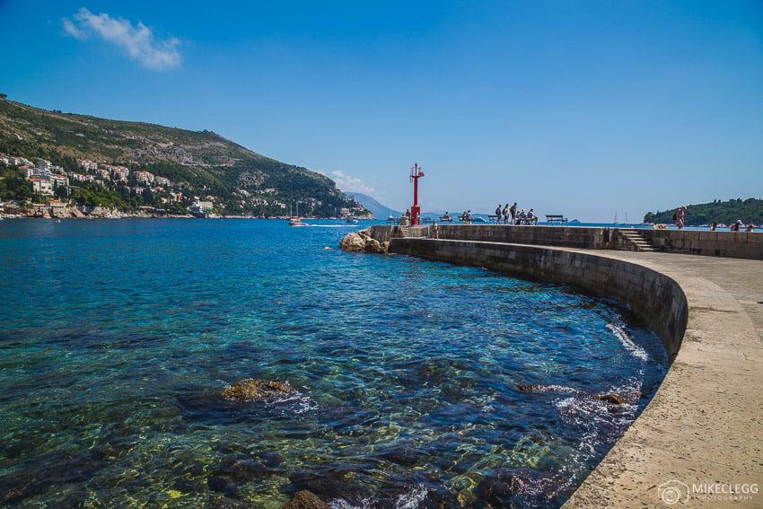 Porporela Lighthouse Dubrovnik
