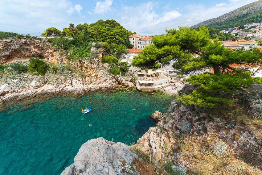 Šulić beach, Dubrovnik