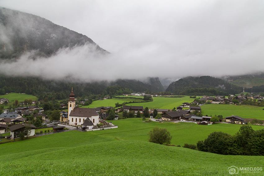 Unken Saalachtal, Austria
