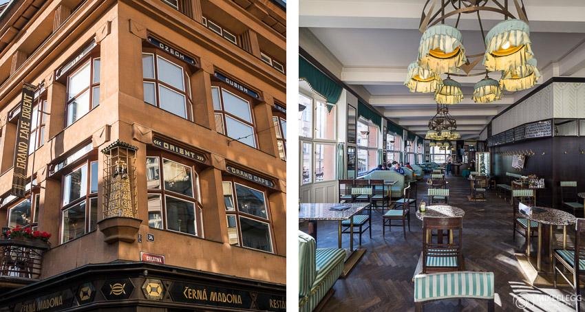 Grand Café Orient, Prague