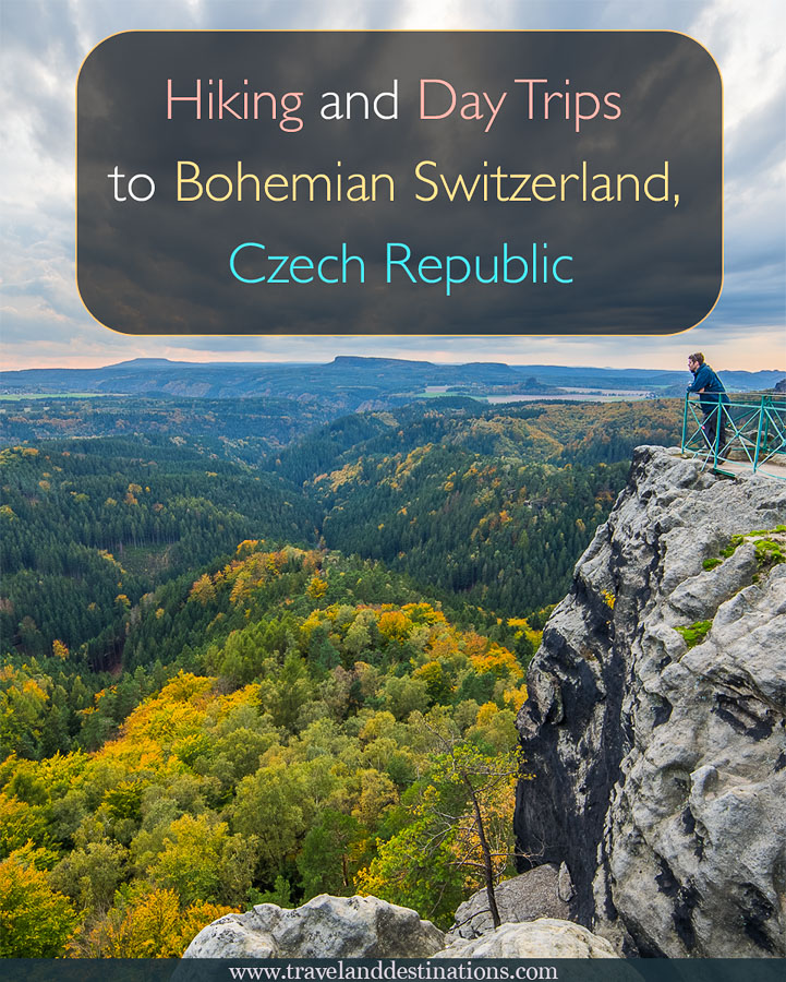 Hiking and Day Trips to Bohemian Switzerland, Czech Republic
