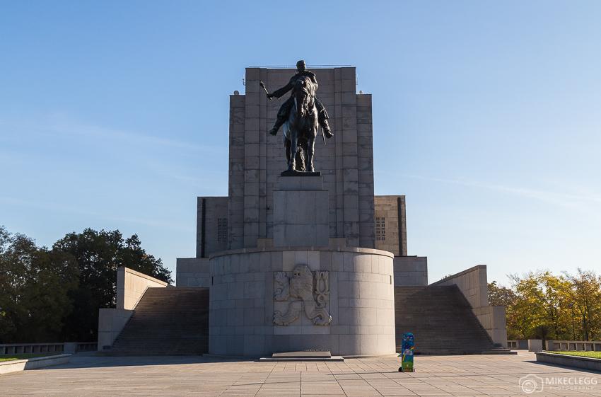 National Monument in Vitkov, Prague