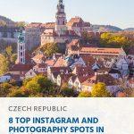 8 Top Instagram and Photography spots in Český Krumlov