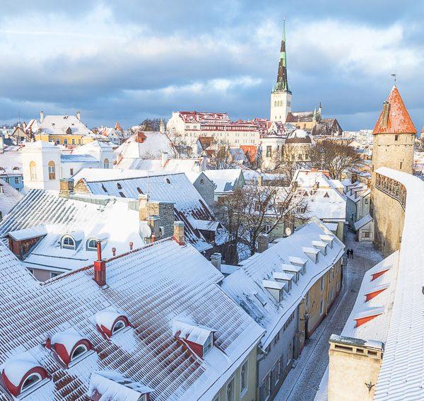 Tallinn photography and Instagram spots