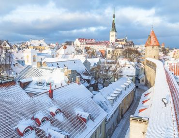 Top Instagram and Photography Spots in Tallinn