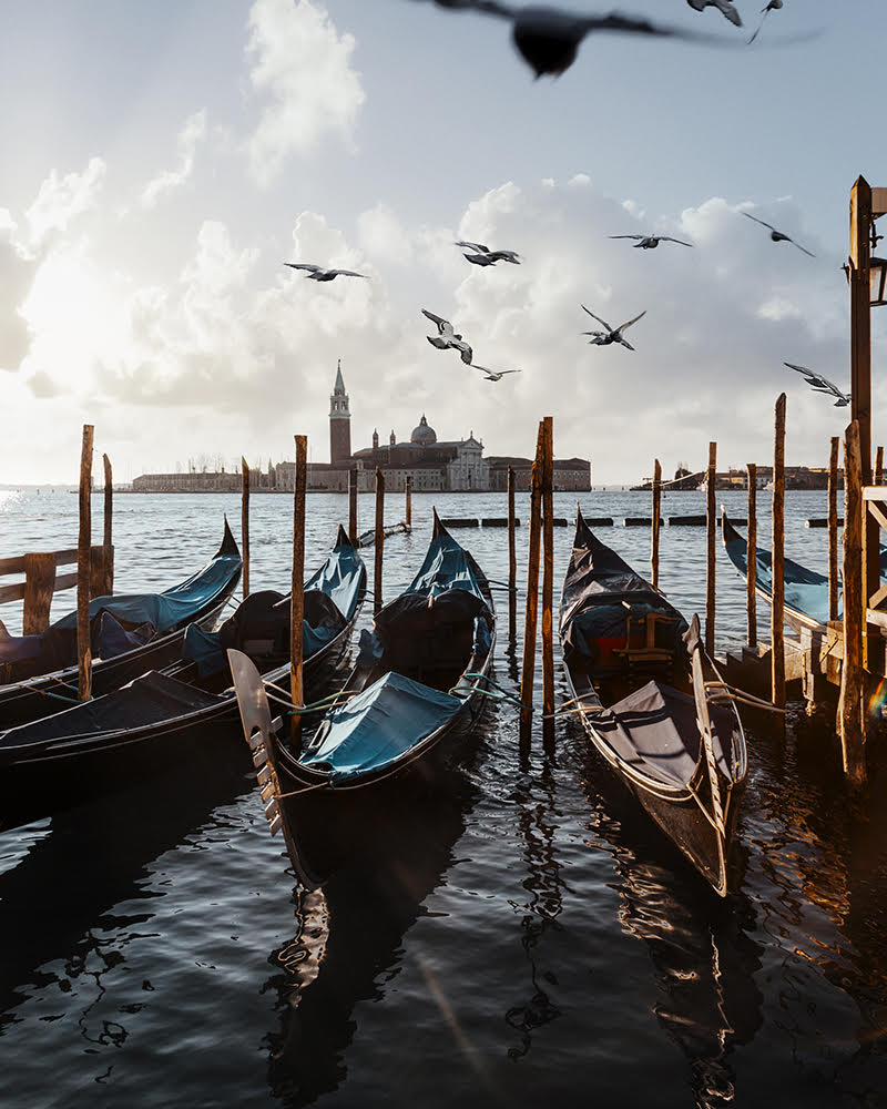 Venice by Julian Herbrig