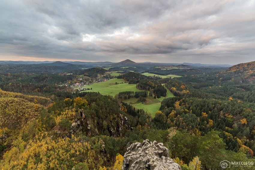 View from Mariina Skala (Mary's Rock)