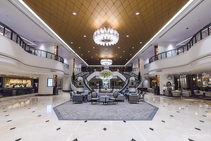 Athenee Luxury hotel in Bangkok