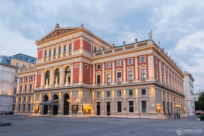 Concert Halls in Vienna