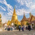 Grand Palace Temples in Bangkok