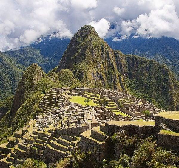 Machu Picchu, South America via Pixabay-2135770_1280-112017