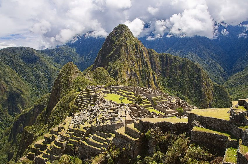 Machu Picchu, South America via Pixabay-2135770_1280-112017