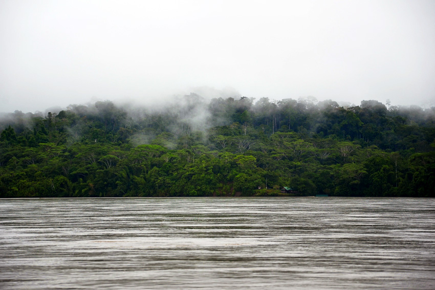 Napo River by Travellers Archive-072015