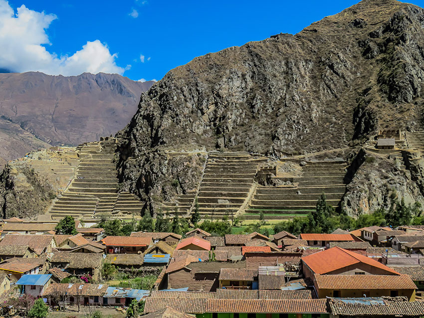 Ollantaytambo by Living la Vida Global-092017