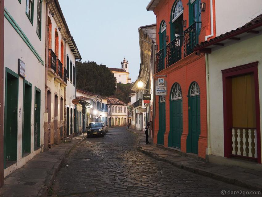 Ouro Preto in Minas Gerais by Dar2Go-102017