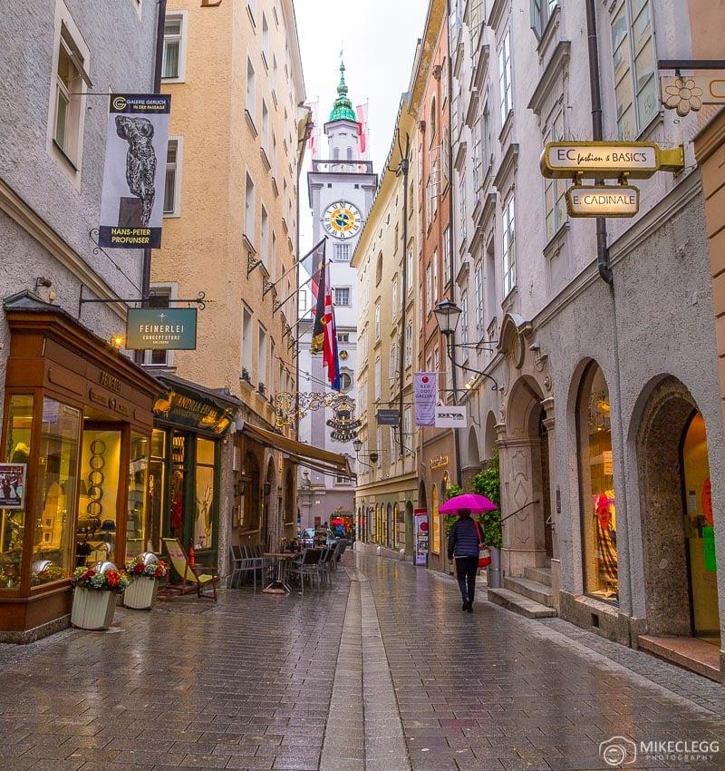 Sigmund-Haffner-Gasse, Salzburg