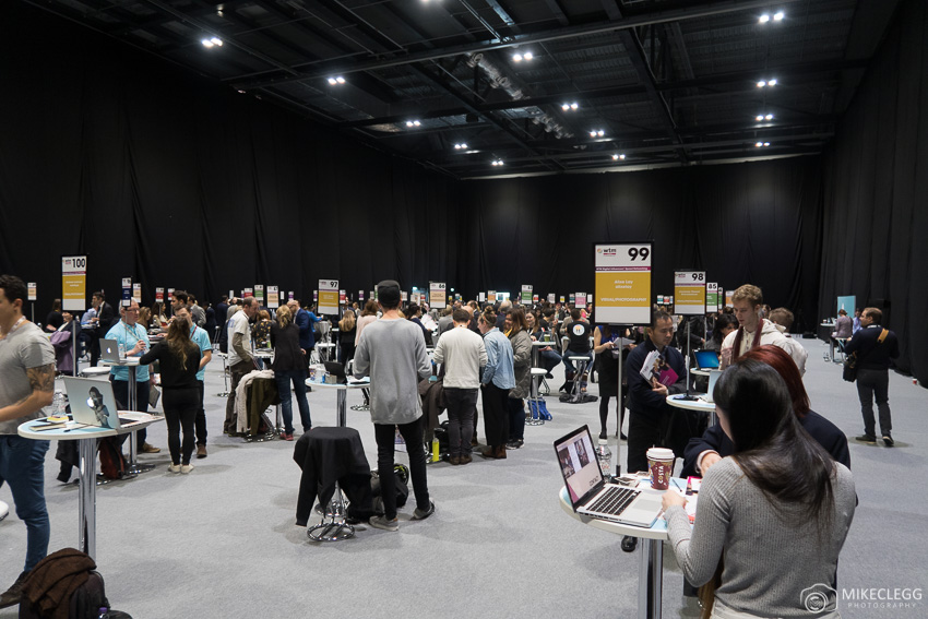 Speed networking for influencers at WTM London