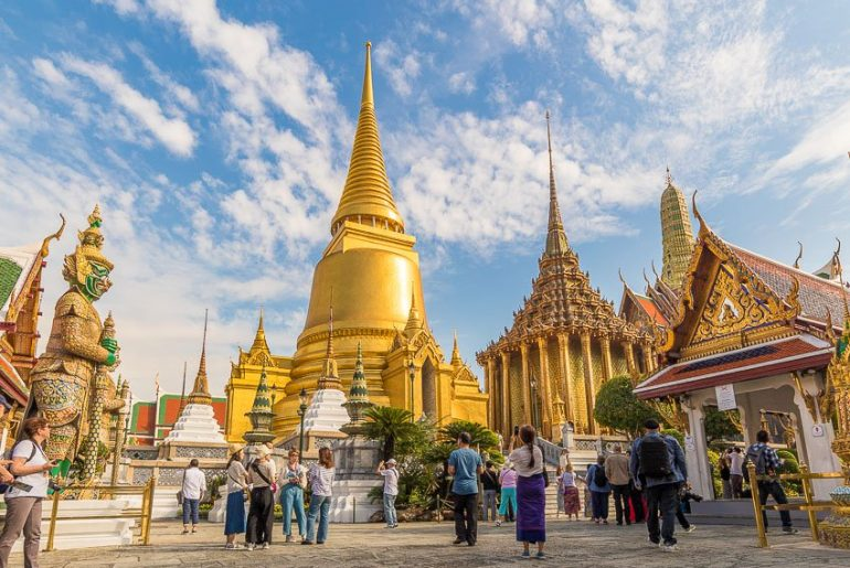 Top Instagram and Photography Spots in Bangkok