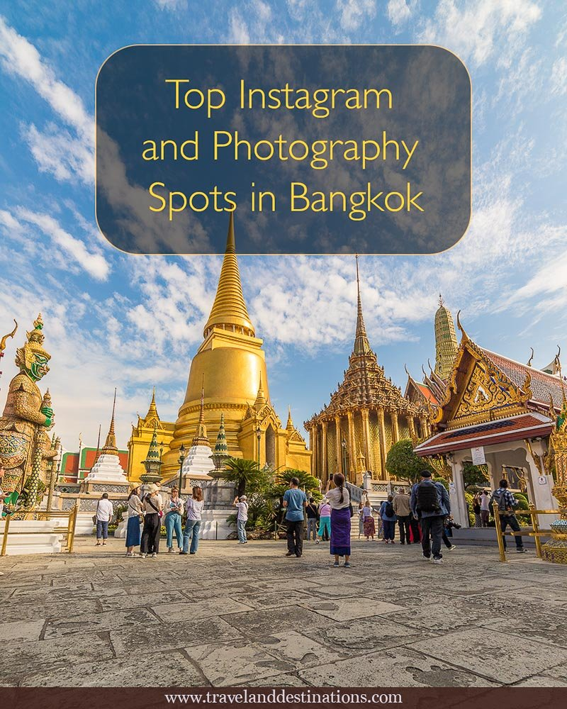 12 Top Instagram And Photography Spots In Bangkok