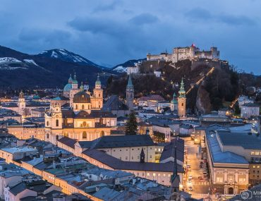Top Instagram and Photography Spots in Salzburg