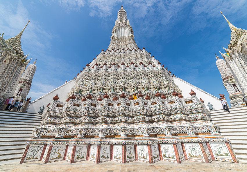 Wat Arun Temple in Bangkok