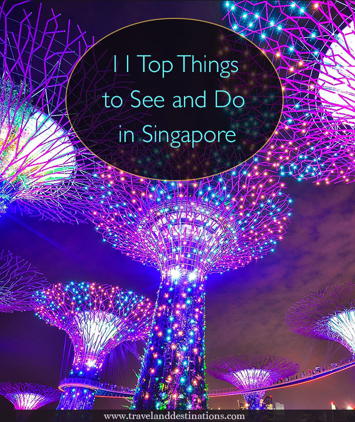 11 Top Things to See and Do in Singapore
