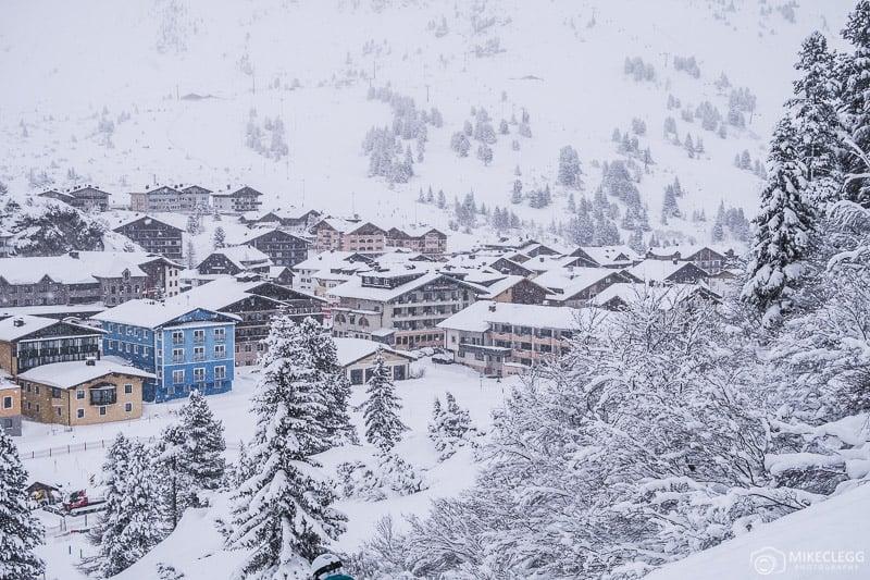 Obertauern Resort, Austria