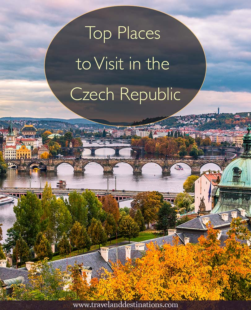 Places To Visit: 6 Top Places To Visit In The Czech Republic