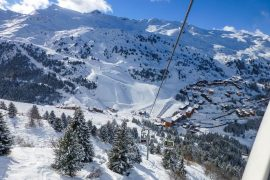 Top Ski Resorts in France