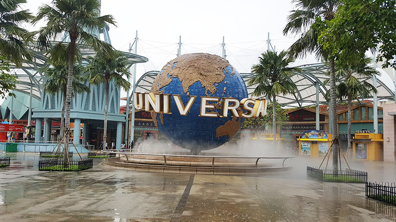 Universal Studios by Aparna